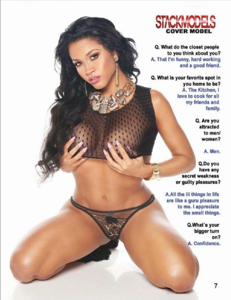 Rosa Acosta  Stack Models Magazine Issue No 3