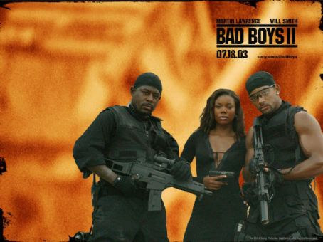 Bad Boys II Columbia's  - 2003