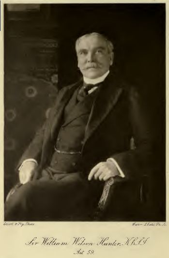 William Wilson Hunter