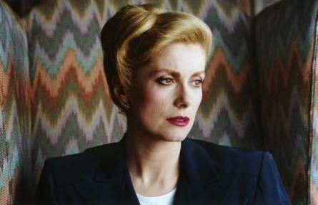 The Hunger Catherine Deneuve as Miriam in