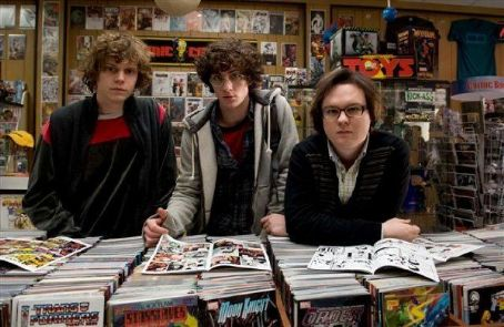 Evan Peters Kick-Ass (2010)