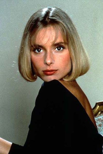 Bond Girl Maryam d'Abo talks about the brain haemorrhage almost ...