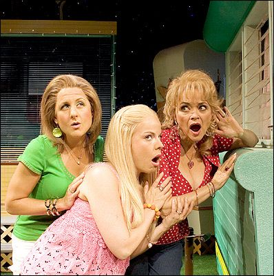 Linda Hart  and the Cast of 'The Great American Trailer Park Musical'