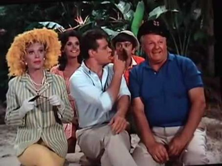 Russell Johnson Gilligan 's Island