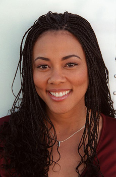Lela Rochon  in Warner Brothers' Any Given Sunday - 12/99
