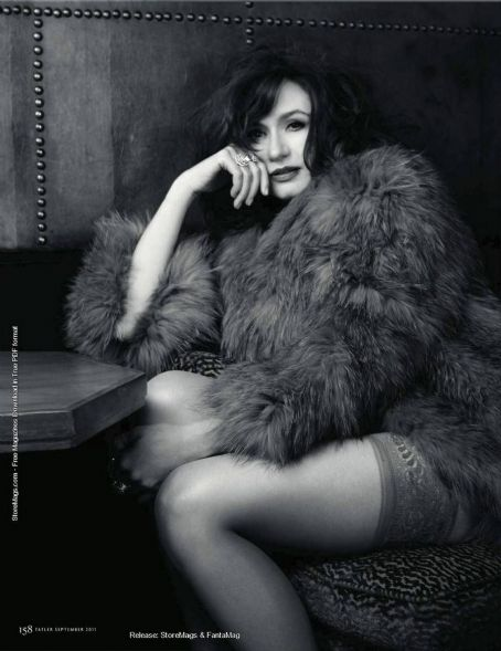 Emily Mortimer Tatler UK September 2011