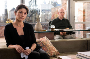 No Reservations Catherine Zeta-Jones as Kate Armstrong and Bob Balaban in  - 2007