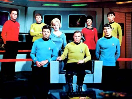 DeForest Kelley Star Trek Cast - TV Series