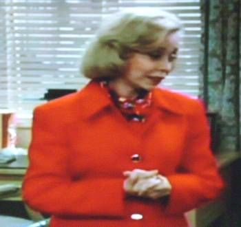 Joyce Brothers  on The Nanny