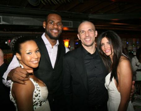 Savannah Brinson LeBron James and
