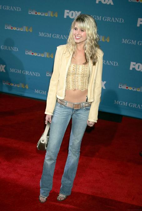 Sarah Wright - Attending The 2004 Billboard Music Awards, MGM Grand Garden Arena In Las Vegas, Nevada - December 8, 2004