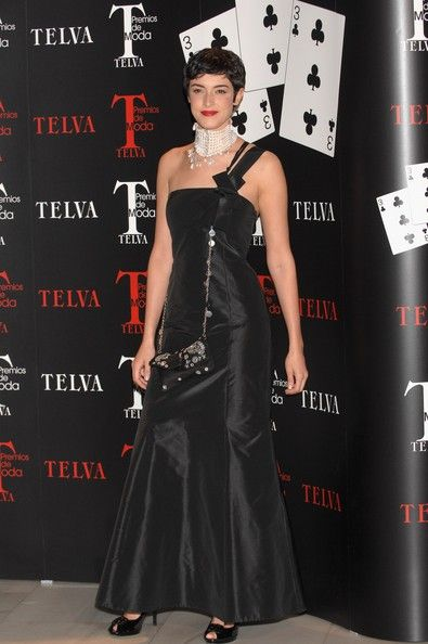 Blanca Romero - TELVA Magazine Fashion Awards At Hotel Palace