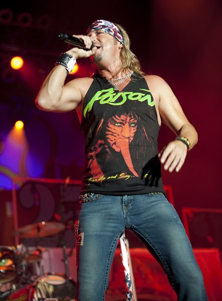 Poison - ROCKLAHOMA DAY 3, MAY 28, 2012