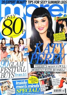 Katy Perry - More Magazine [United Kingdom] (21 June 2010)